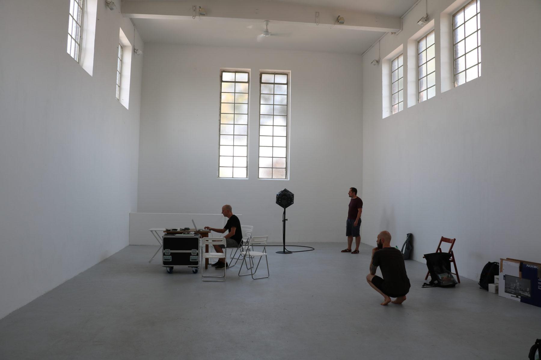 Gerriet K  Sharma - soundart and composition